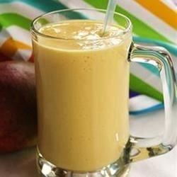 Licuado de Mango 1