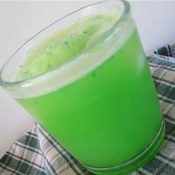 Lime-Pineapple Delight