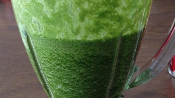 Liquid Green Platinum Drink 1