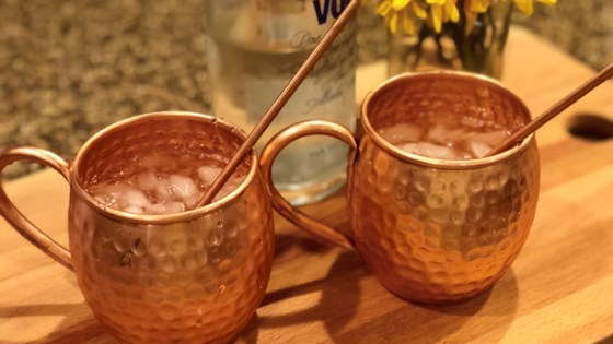 Low-Carb Keto Moscow Mule 1