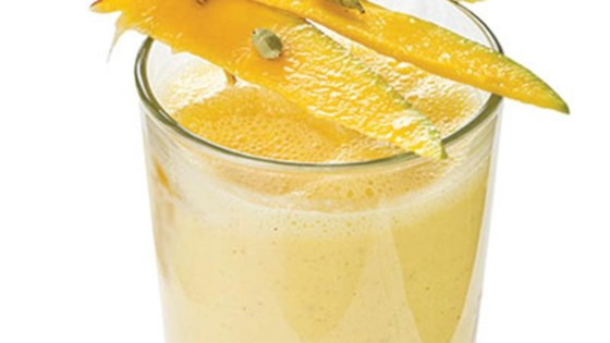 Mango- Coconut Smoothie 1