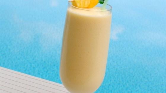 Mango Pina Colada Smoothie 1