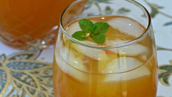 Mint Julep Iced Tea 1
