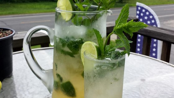 Mojitos by the Pitcher 1