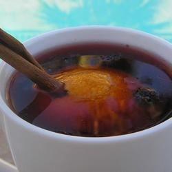 Mulled Cranberry Cider