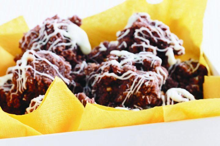 No-bake chocolate delights 1