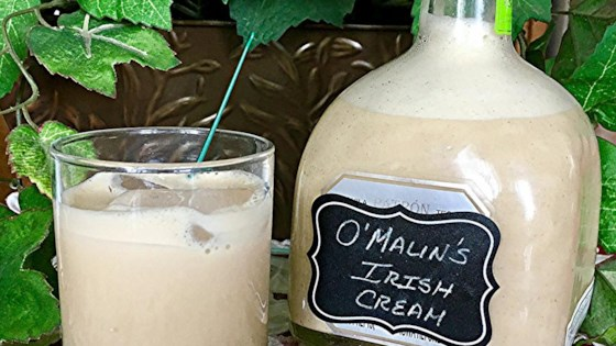 O'Malin's Irish Cream 1