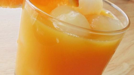 Orange Cream Cocktail 1
