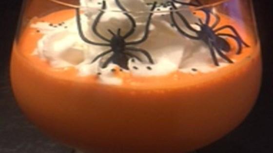 Orange Panties (with Spiders) 1