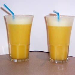 Orange Pineapple Slushie 1