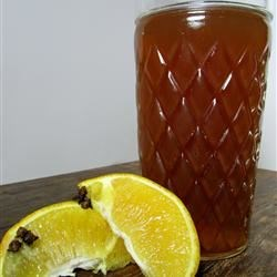 Orange Spice Tea Mix