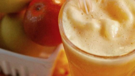 Orangey Pink Lemon Slush 1