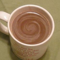 Peanut Buttercup Hot Chocolate 1