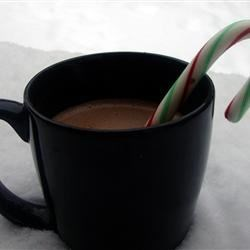 Peppermint Hot Chocolate 1
