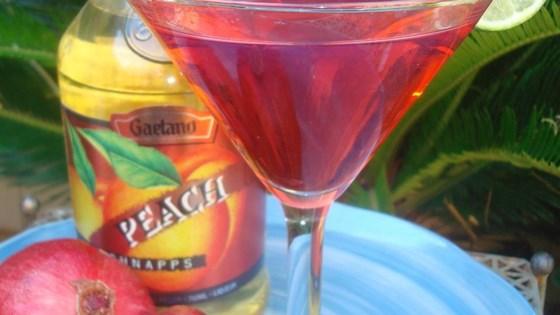 Pomegranate Martini 1