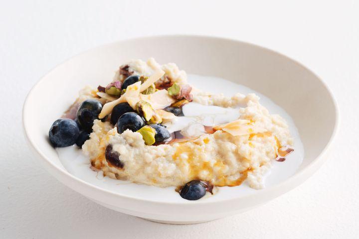 Quinoa porridge 1