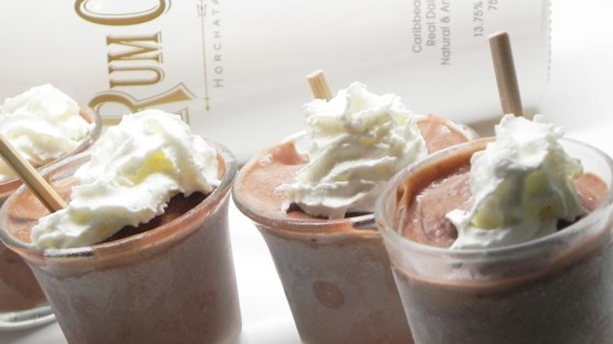 RumChata® Pudding Shots 1