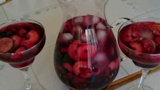 Sangria Cocktail 1
