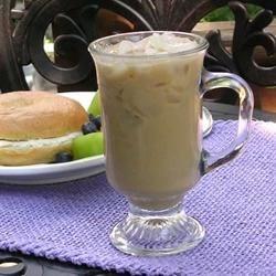 Sara's Iced Coffee 1