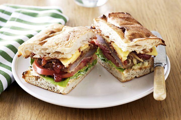Schnitzel sandwiches 1