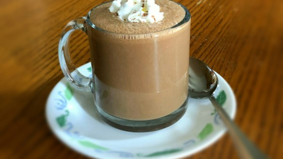 Simple Molten Iced Chocolate Latte 1