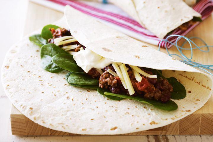 Speedy burritos 1