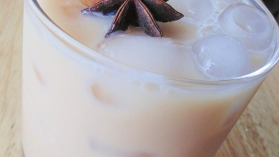 Spiced Thai Iced Tea 1