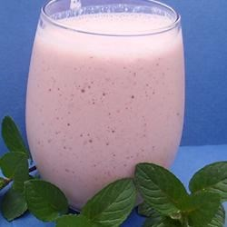 Strawberry Lassi 1