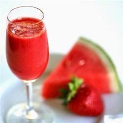 Strawberry-Pineapple Smoothie 1