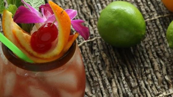 Sunset Rum Punch 1