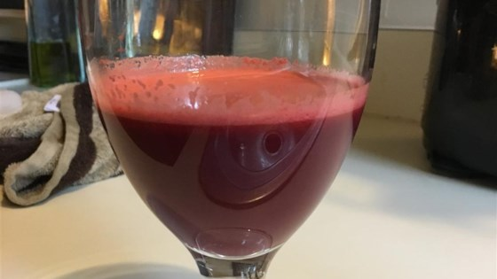 Super Veggie Juice With A Kick 1