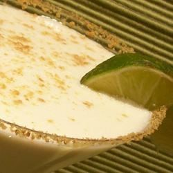 Susan's Key Lime Martini 1