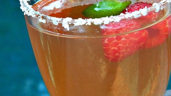 The BEST Raspberry Margarita! 1