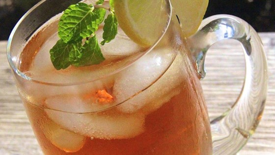 The Best Lemon Iced Tea