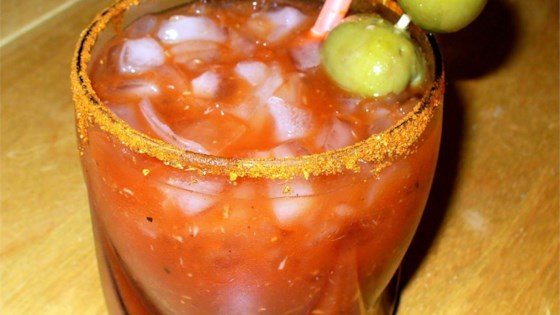 The Ultimate Shaken Bloody Mary 1