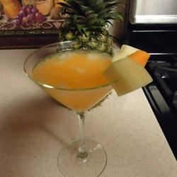 Triple Orange Sour 1