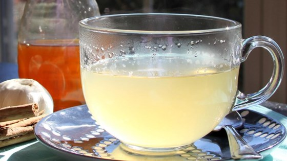 Ultimate Cold Relief Home Remedy Tea 1