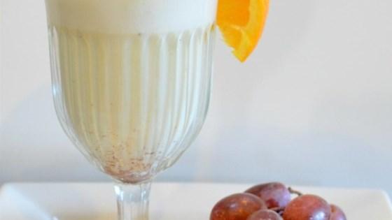 Vanilla Almond Protein Shake 1