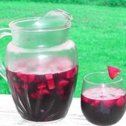 Very Cherry Berry Sangria 1