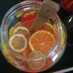 Very Fruity Rum Punch 1