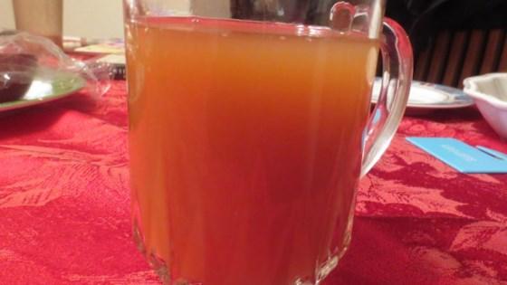 Warm Apple Citrus Punch 1