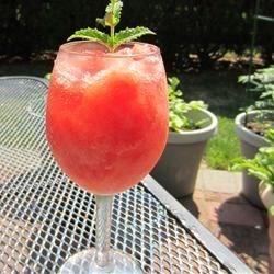 Watermelon Vodka Slush 1