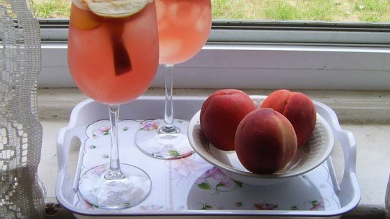 White Peach Sangria 1