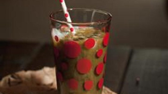 Winter Refresher Green Smoothie 1