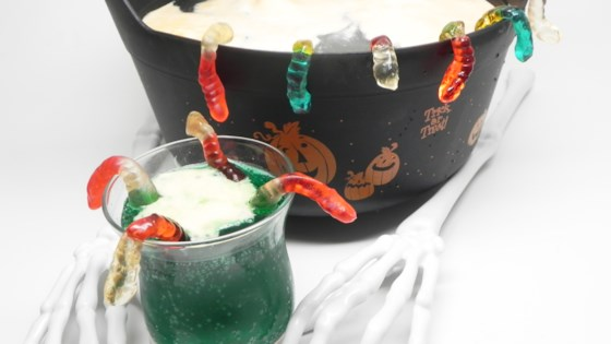 Witches Brew Punch 1