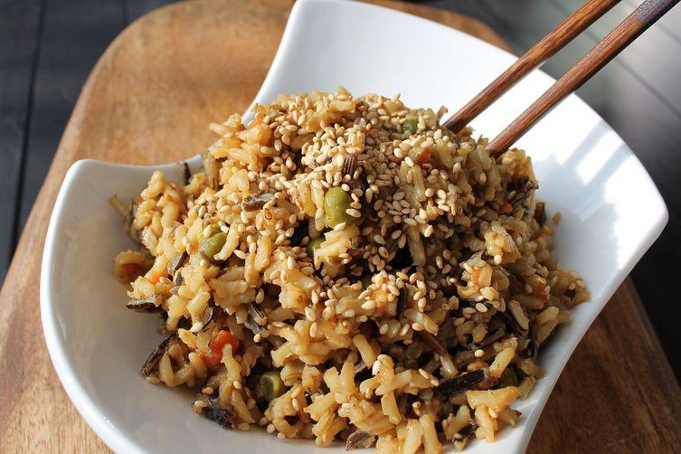 """Unfried """"Fried""""Rice"""