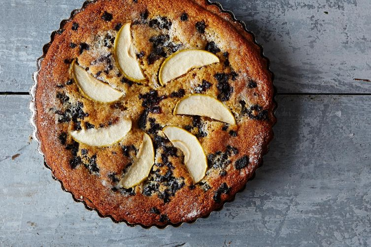 Apple and Prune Farmhouse Tart 1