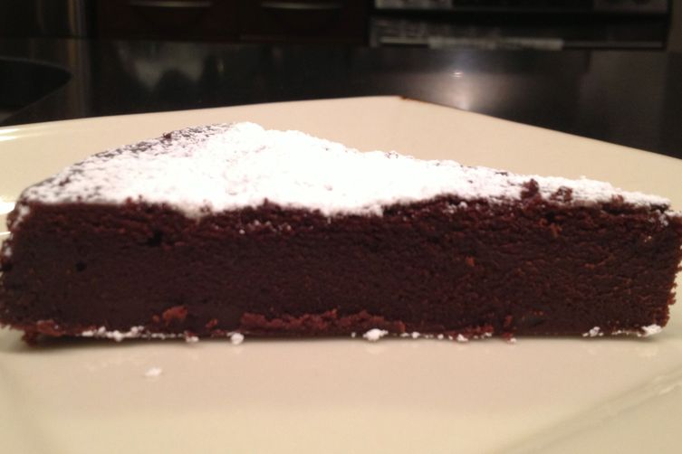 Silky Chocolate Cake 1