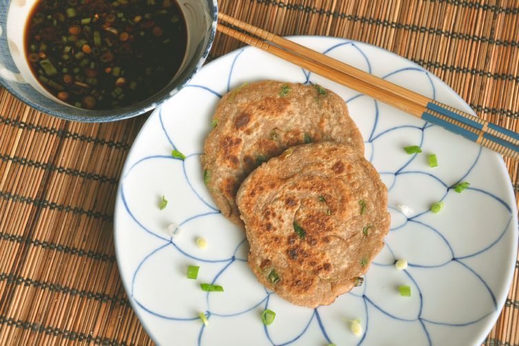 Whole Wheat Chinese Pancakes 1