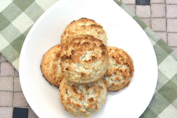 Coconut Lime Macaroons 1